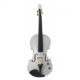 Thomann Europe Electric Violin 4/4 WH