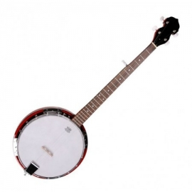 Classic Cantabile Traditional Series TS-1 5 String Banjo