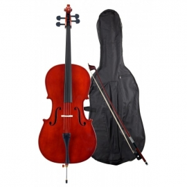 Classic Cantabile CP-100 4/4 Celloset