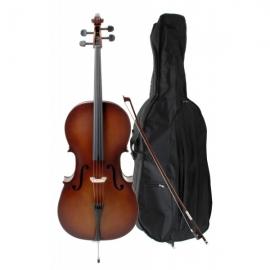 Flame MC760L Cello 4/4 Set