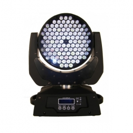 FLASH LED MOVING HEAD STRONG 108x3W RGBW WASH III