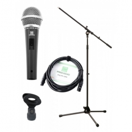 Pronomic DM-58 Vocal Microphone Set