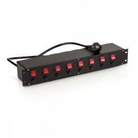 Flash Power distributor RACK 8x230V 6,3A