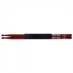 Vic Firth 5BR Hickory Nova Red Wood