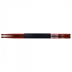 Vic Firth 5AR Nova Hickory Red Wood Tip