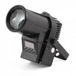 FLASH LED PIN SPOT 12W RGBW 4in1 CREE DMX