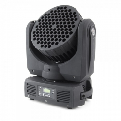 Flash MOVING HEAD STRONG II 108x3W RGBW CREE BEAM 5°/25°