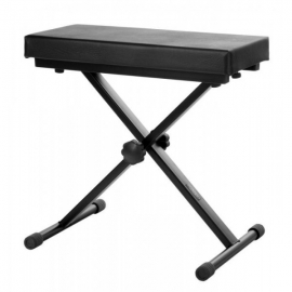 Classic Cantabile Keyboard Bench Deluxe