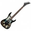 Rocktile Pro JK150F BSK Electric Guitar Skull
