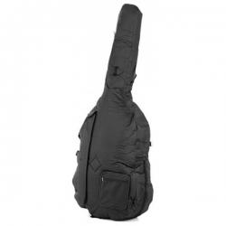Petz Double Bass Bag 4/4 BK 15mm