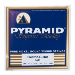 Pyramid Electric Strings 0.09-0.42