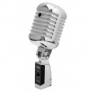 Pronomic DM-66S Dynamic Elvis Microphone silver