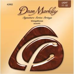 Dean Markley Vintage Bronze 2002A LT 11-52