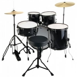 "XDrum Rookie 22"" Black"