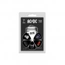 PERRIS LP-ACDC3 GUITAR PICKS