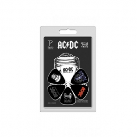 PERRIS LP-ACDC3 GUITAR PICKS