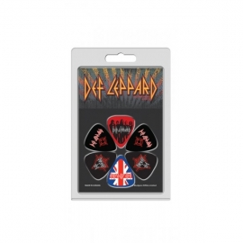 PERRIS LP-DEF1 LEPPARD PICKS