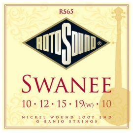 Rotosound: RS65 Swanee - G Banjo Strings