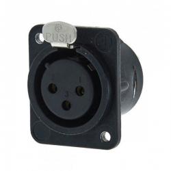 XLR Socket M3