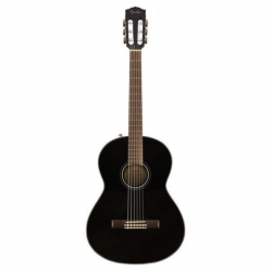 Fender CN-60S Nylon Black