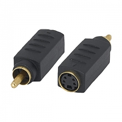 S-Video Female Adapter