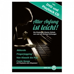 Michael Schwager - Getting started is easy DVD & CD