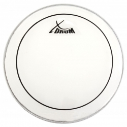 "XDrum 10"" Transparent Skin, Single-Layer"