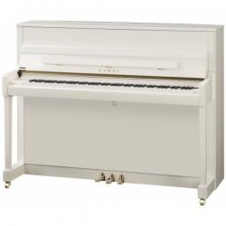 Pianina Kawai K-200 WH/P