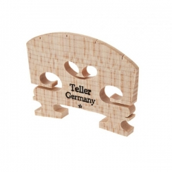 Teller Violin Bridge 38mm 3/4