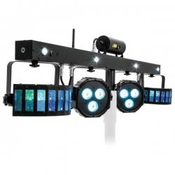 LED KLS Laser Bar FX-Set 4-in-1