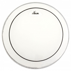 "XDRUM 16"" FELL TRANSPARENT"