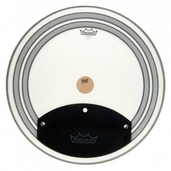 "REMO 22"" POWERSONIC BASS COATED"