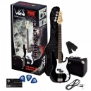 Geawa Pure VGS RCB 100 Black Set Chitara Bass