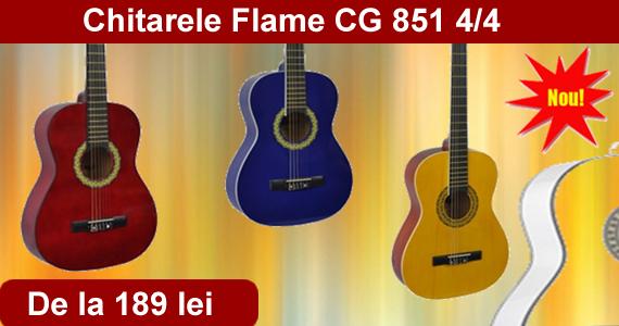 Chitare clasice Flame CG 851