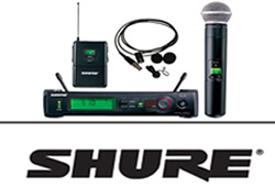 Microfoane Wireless Shure