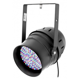 Stairville LED PAR 64 10MM RGB Black