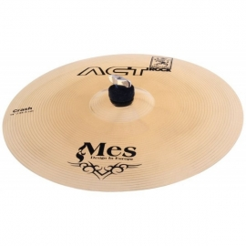 "Mes DRUMS Act Series 14"" crash cymbal"