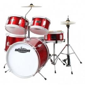 XDrum Junior Kids Drum Set RED