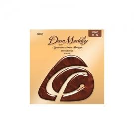 Dean Markley 2002 LT - Corzi de chitara acustica