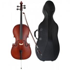 Classic Cantabile Student Comfort Cello 4/4 SET