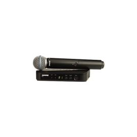 Shure BLX24/BETA58 K3E - Microfon vocal