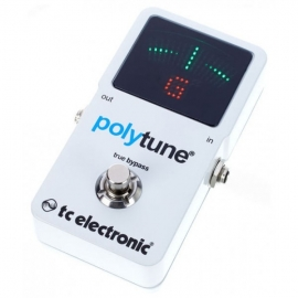 TC Electronic PolyTune 2 - Tunner cromatic