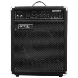 Rocktile SB-30 SuperBass30 bass amp 30 Watt