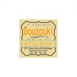 Daddario J97 Set de corzi pentru bouzouki