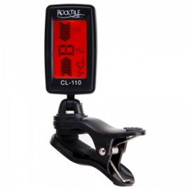 Rocktile CL-110 Clip-tuner, chromatic tuner