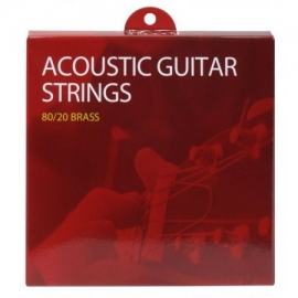 Rocktile AG-010 acoustic guitar strings 6-string
