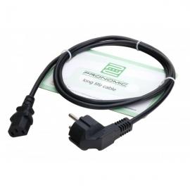 Pronomic EUIEC-1.5 IEC power cable 1.5m EU