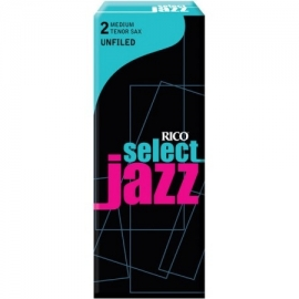 Rico 2M Select Jazz Unfiled Tenor