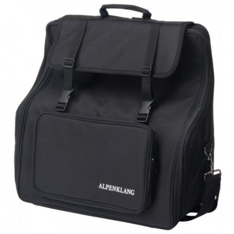 Alpenklang accordion bag IV/120, black