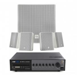 Electro-Voice EVID S44 White SET